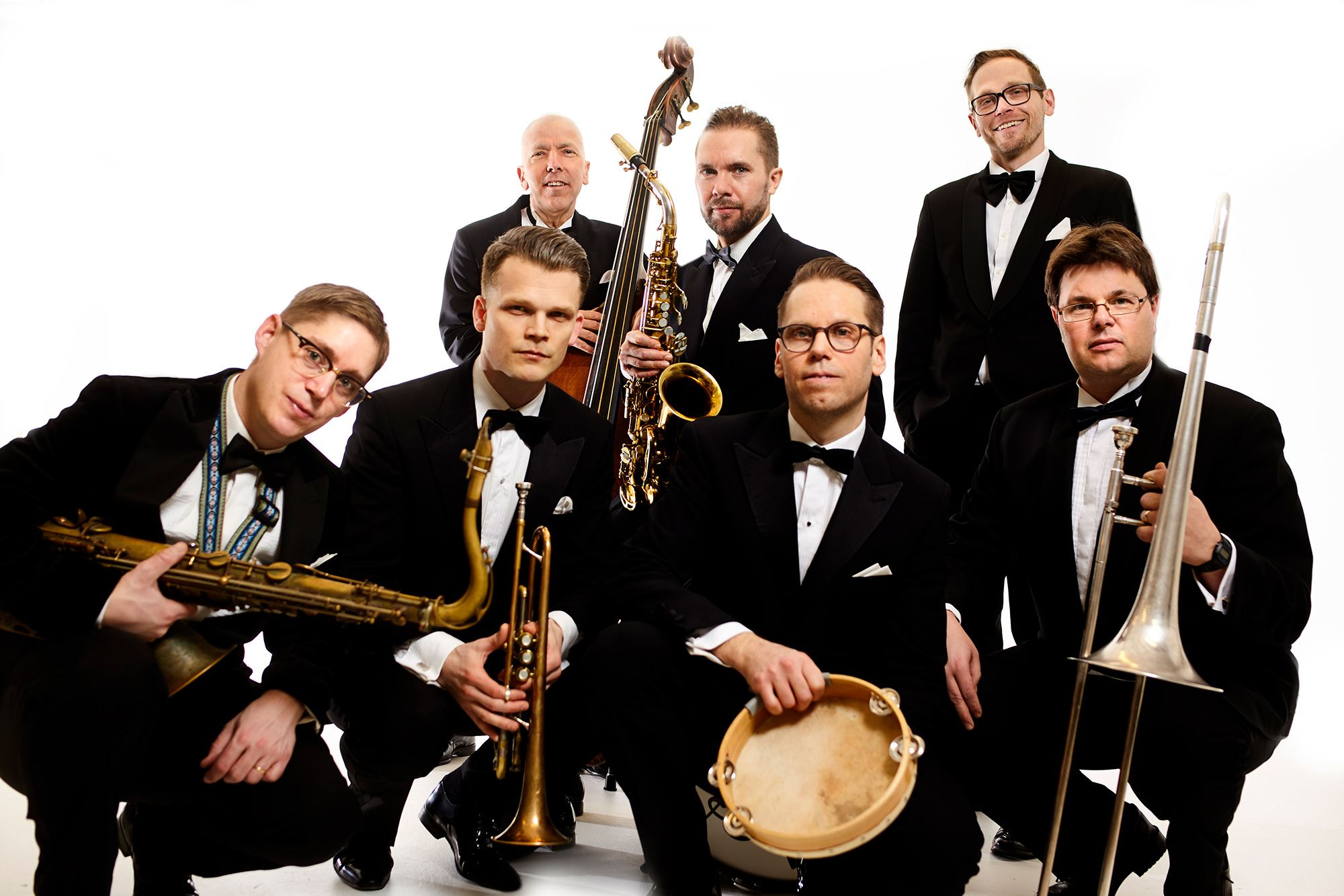 The Stockholm Swing All Stars