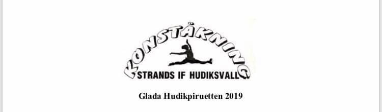 Glada Hudikpiruetten 2019