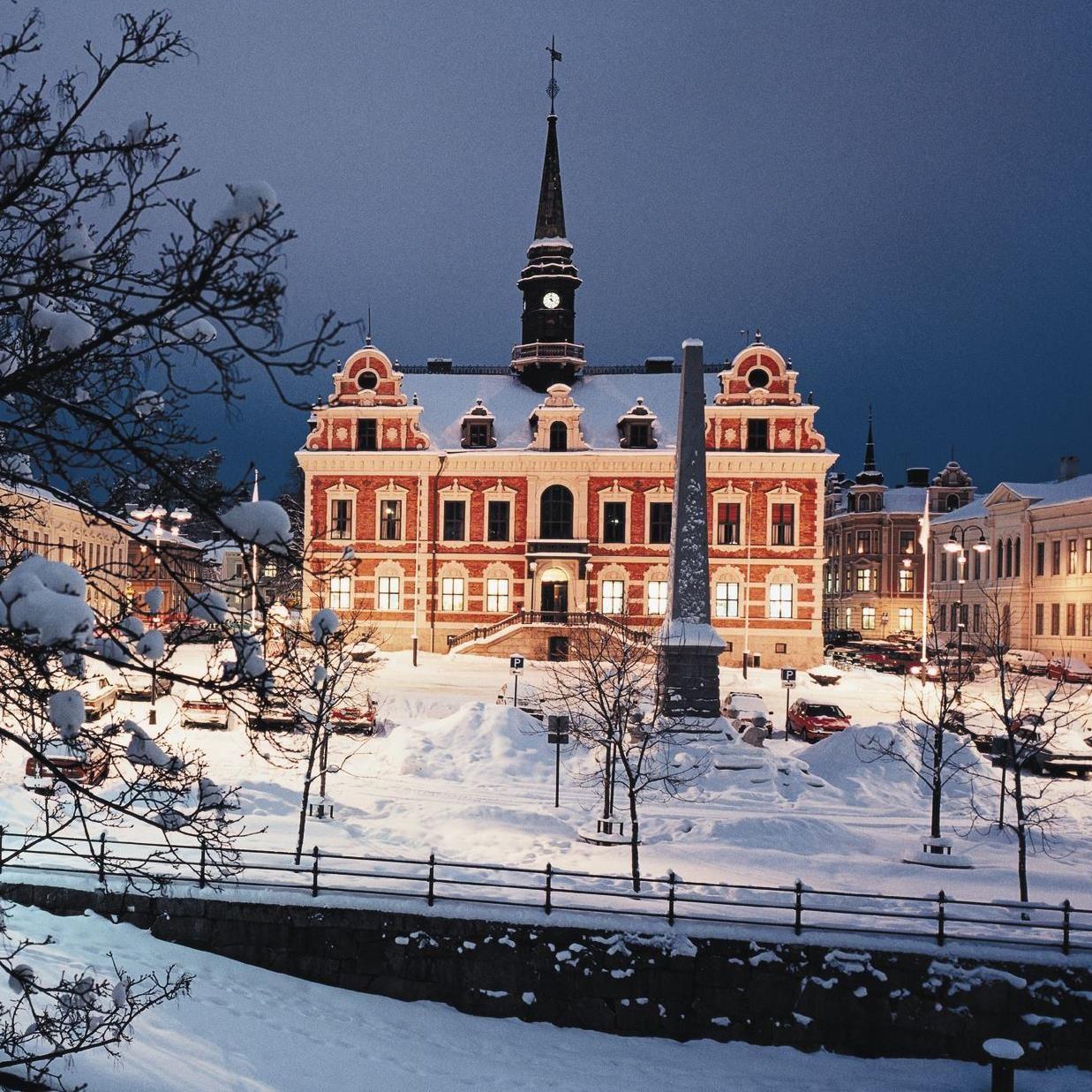 Stadsvandring i Söderhamn