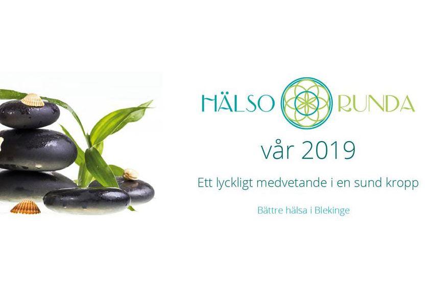 Hälsorundan i Blekinge 2019