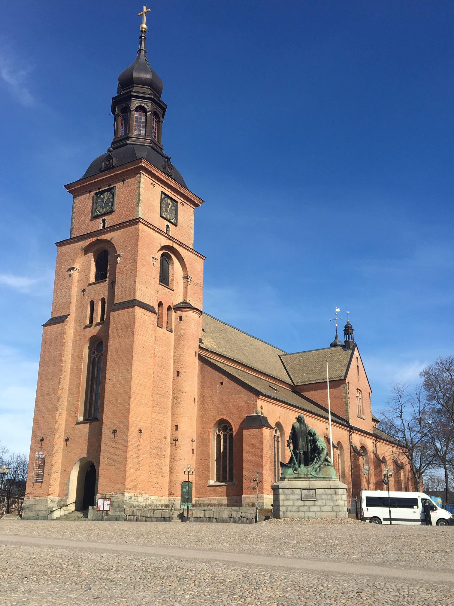 Falu Kristine Church, Overview, Churches, Falun - Visit Dalarna