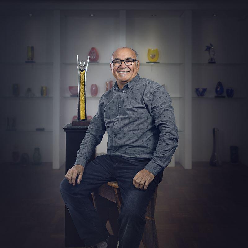 GLASKONST 2019 CARLOS R. PEBAQUÉ