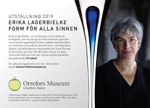 GLASKONST 2019 - ORREFORS MUSEUM