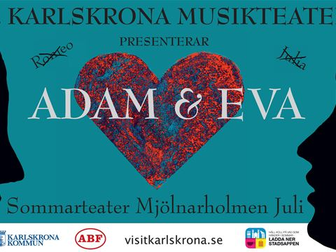 Summer theatre - Adam & Eve
