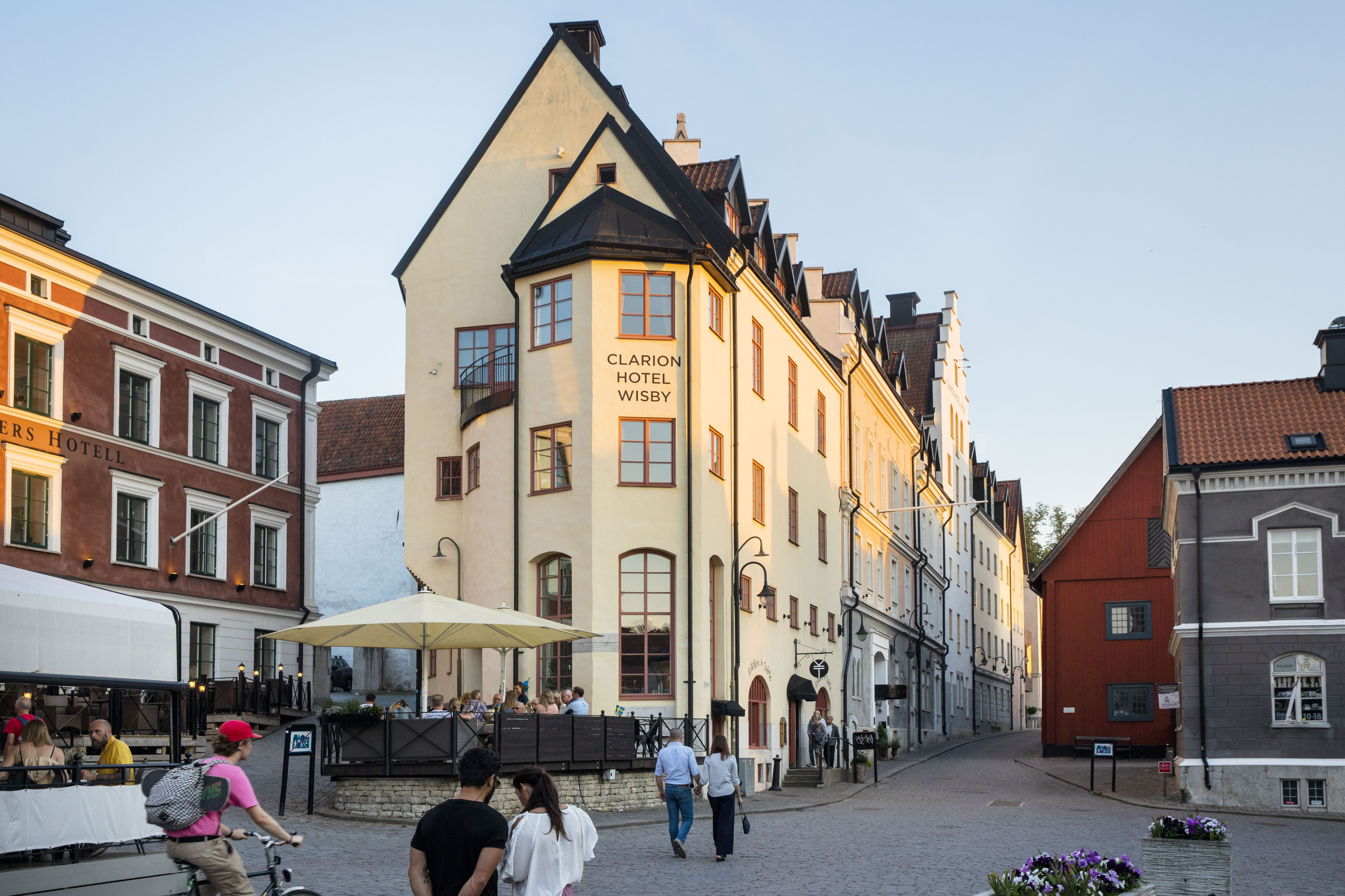 wisby hotel visby