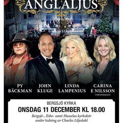 Christmas concert - Änglaljus - Light of Angels 2019