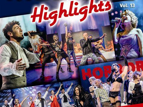 Musical Highlights Vol 13 - Det bästa av över 20 musikaler