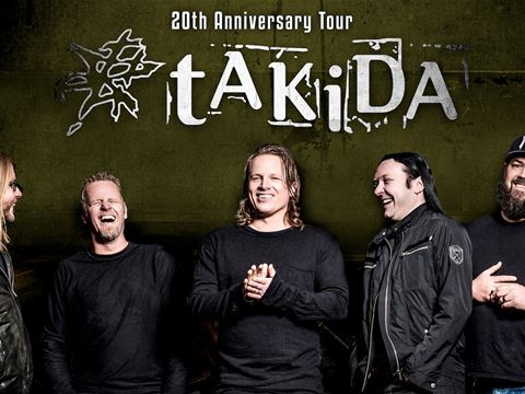 Konsert - Takida firar 20 år!
