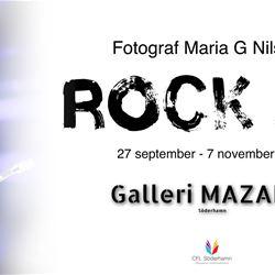 Utställning - ROCK 2.0