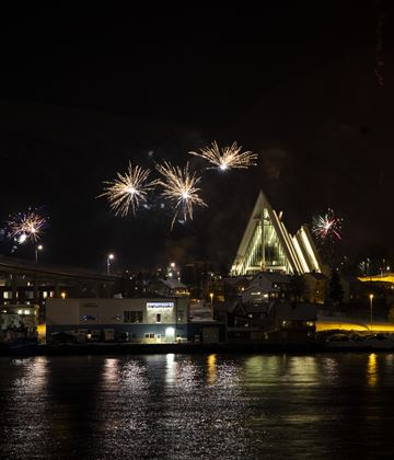 Christmas and New Year's Concerts at the Arctic Cathedral