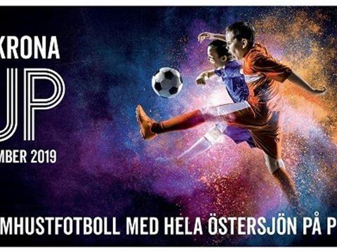 Karlskrona inomhusfotbolls cup 2019!