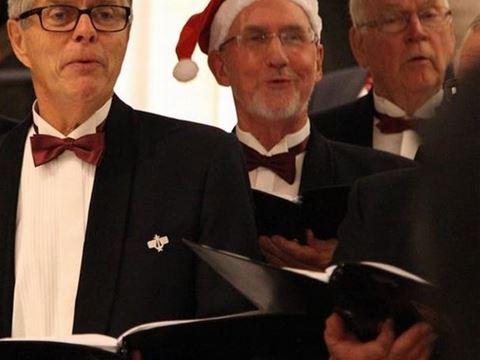 Julkonsert - Sandgrenska Manskören
