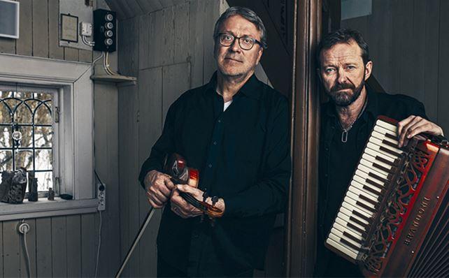 Per Gudmundson & Bengan Janson - Två av Sveriges finaste folkmusikanter