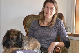 Författarbesök för barn; Viveka Sjögren Bangoura - Harmångers bibliotek