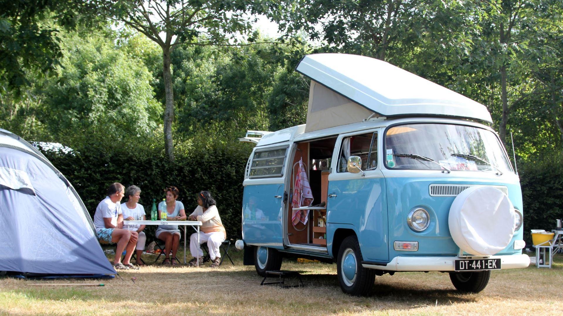Camping La Ferme de Lann Hoëdic
