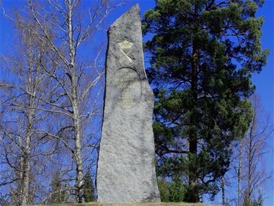 The Brunnbäck stone.
