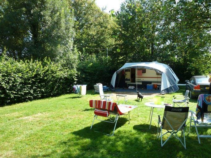 Camping les Ripettes