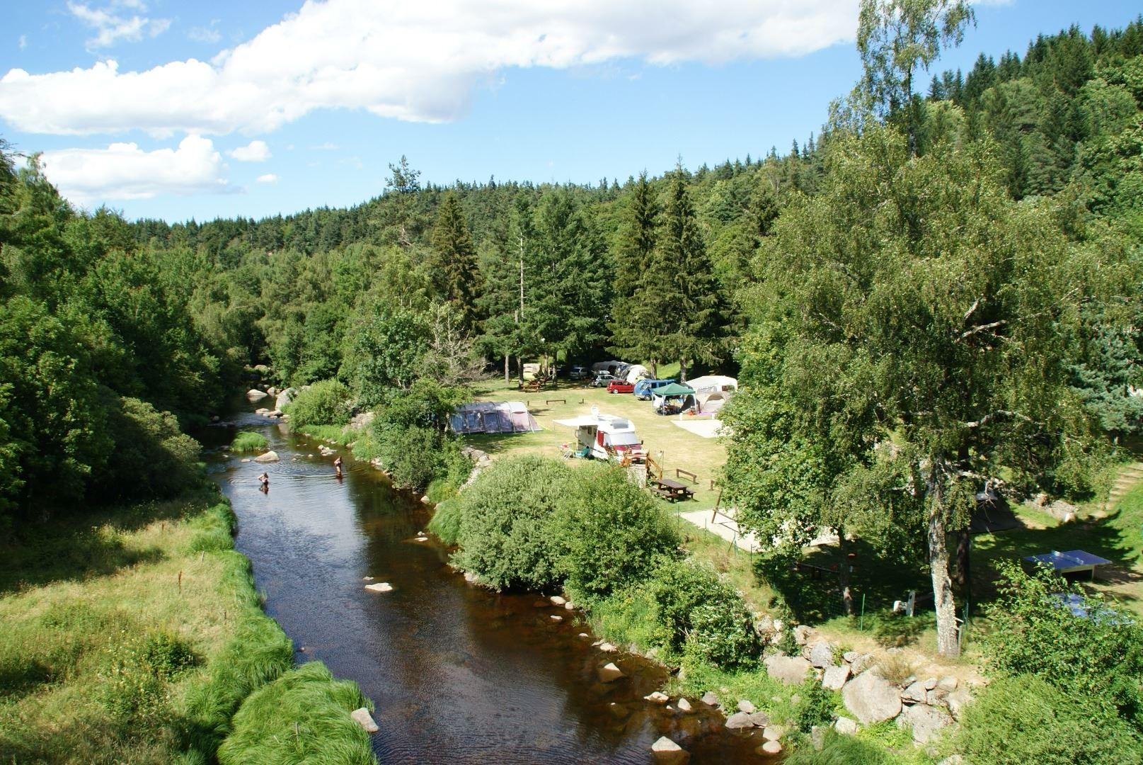Camping Le Pont de Braye