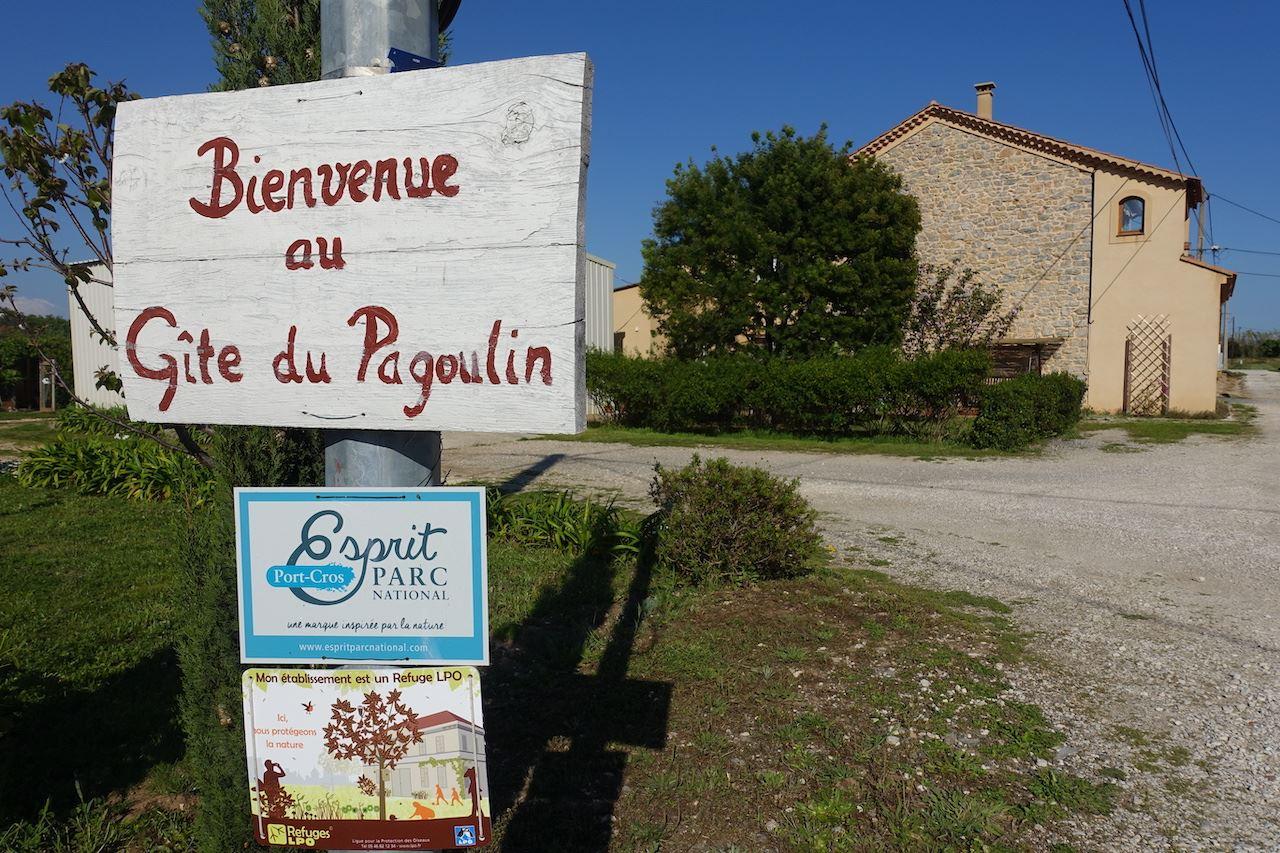 Gîte du Pagoulin - Chambres d'hôtes