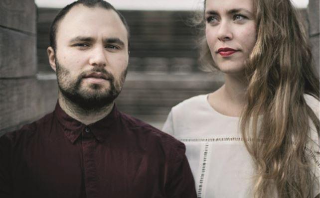 Johannes Geworkian Hellman och Clara Guldberg Ravn