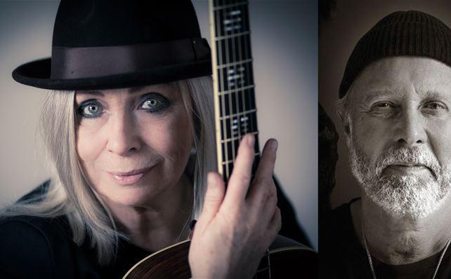 Marie Bergman och Lasse Englund