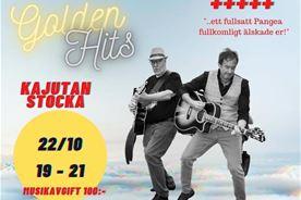 Musikkväll - Golden Hits i Stocka