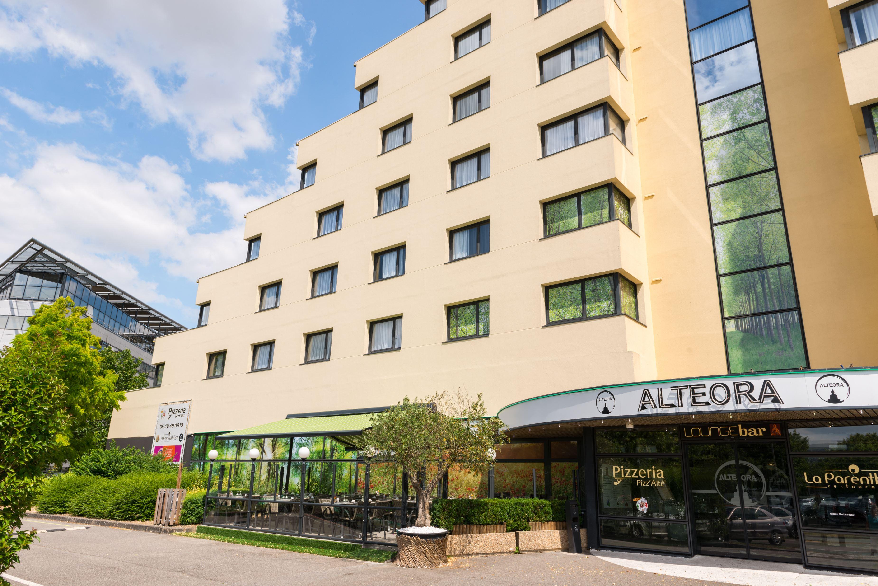 Hôtel Altéora Site du Futuroscope