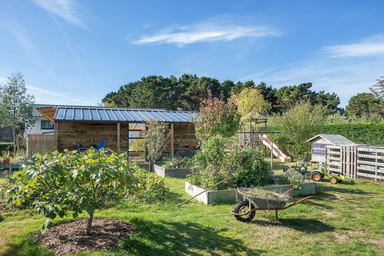 Ecolodge le Sermandeau