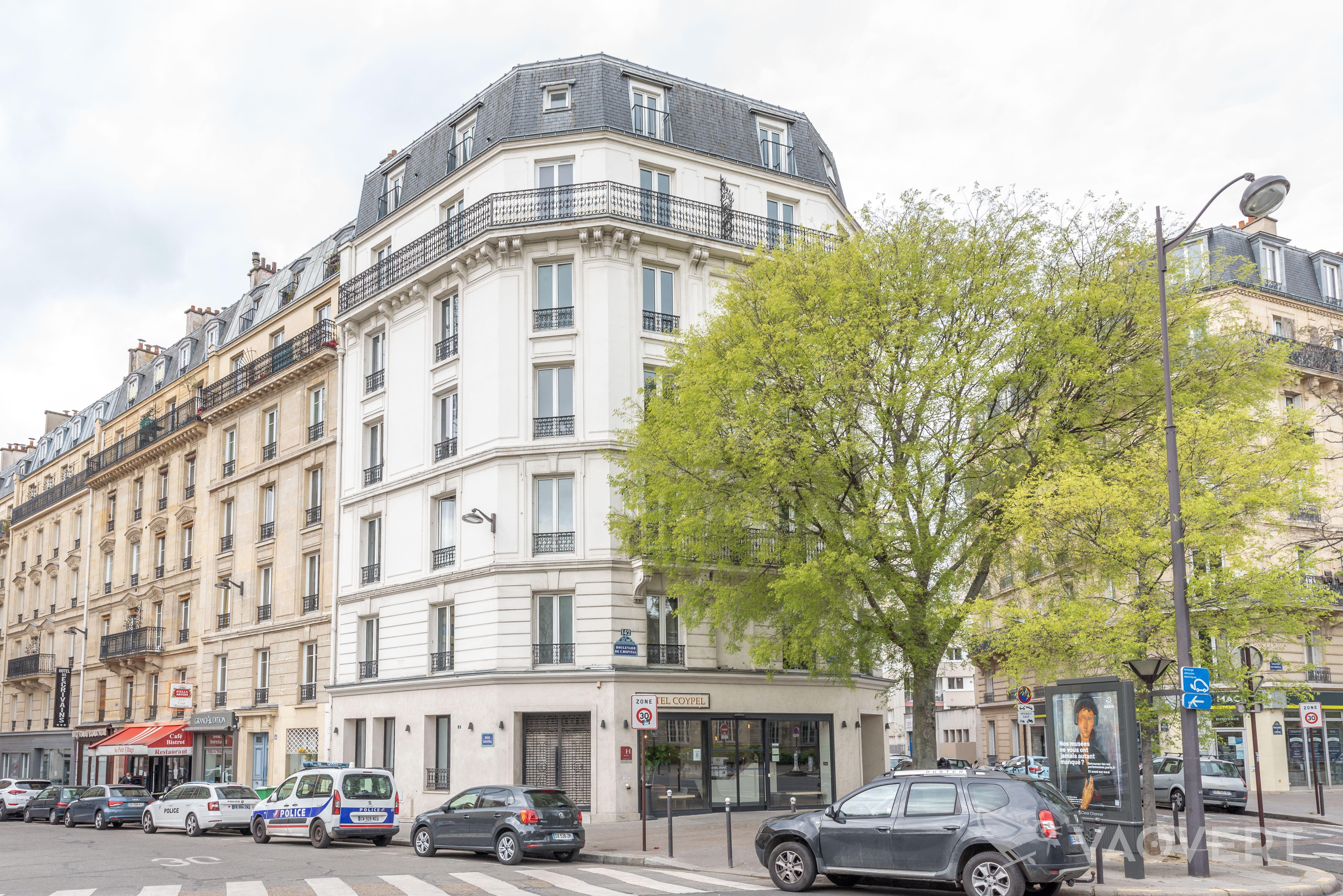 MAGNA ARBOR - Hôtel Coypel