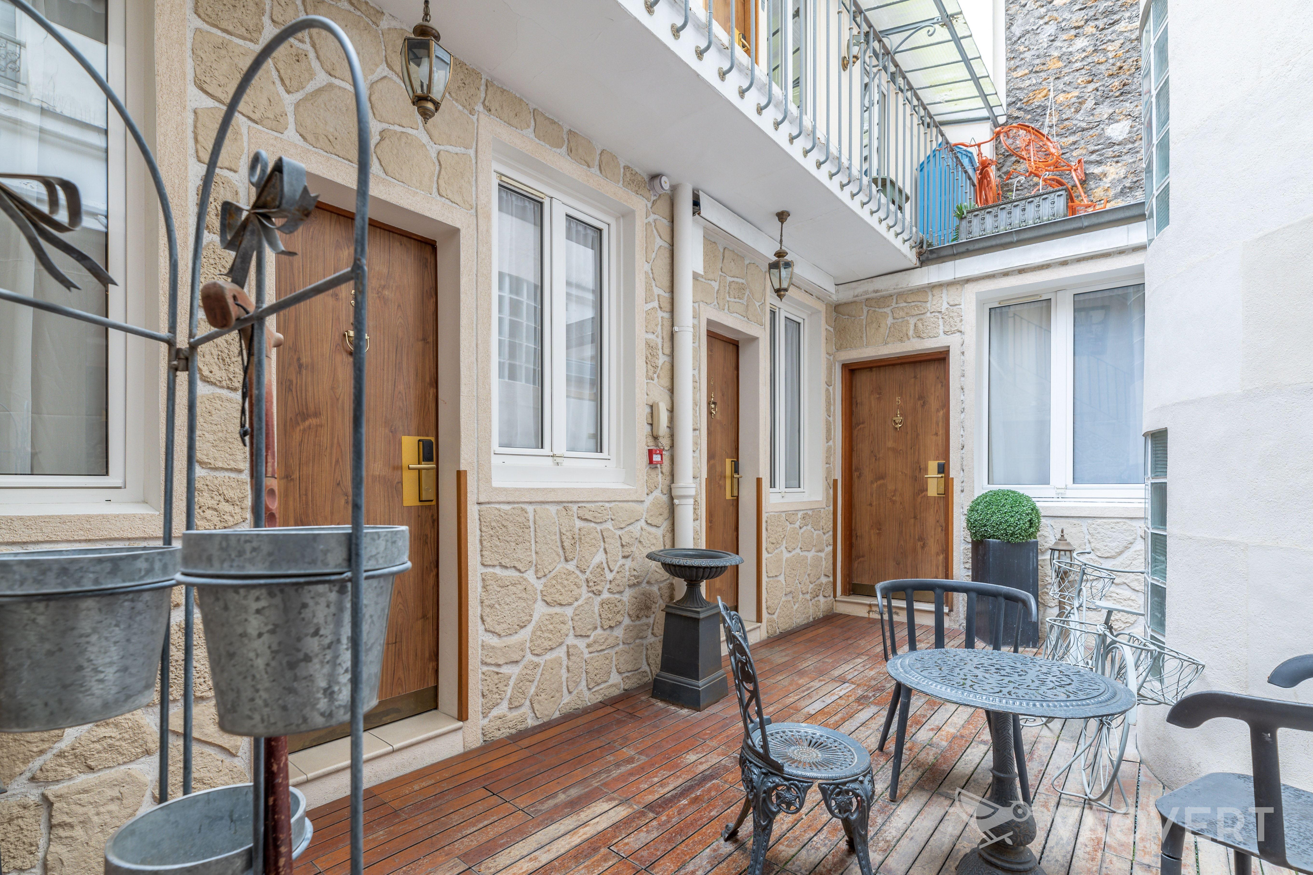MAGNA ARBOR - Hôtel Istria