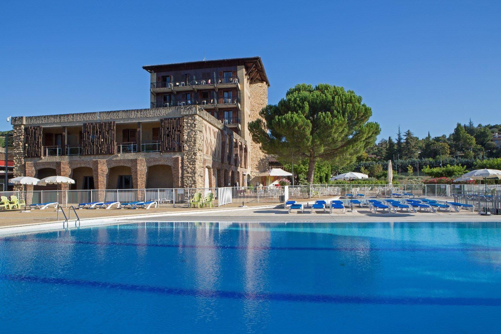 Vacances ULVF - Le Castel Luberon