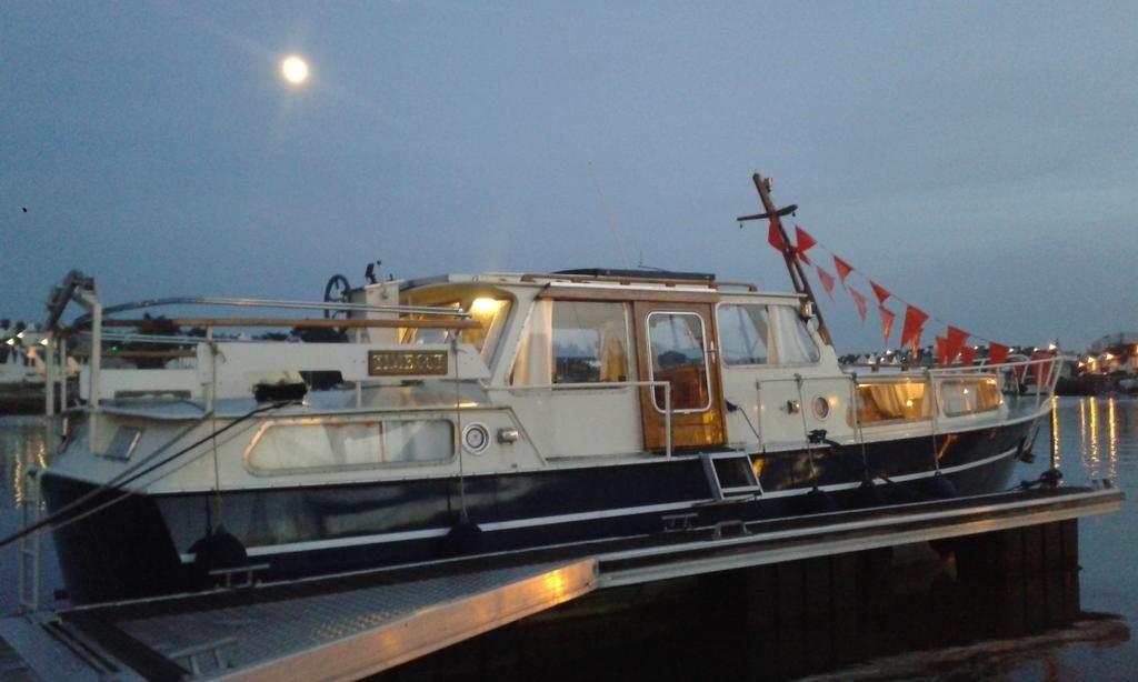 """CIE Bretagne Ecotourisme """"Audierne Yachting"""""""