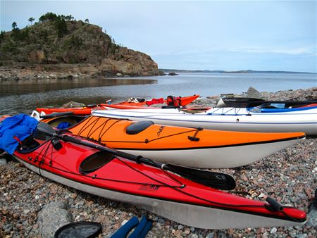Multi trip - paddling, hiking and cycling in the High Coast img
